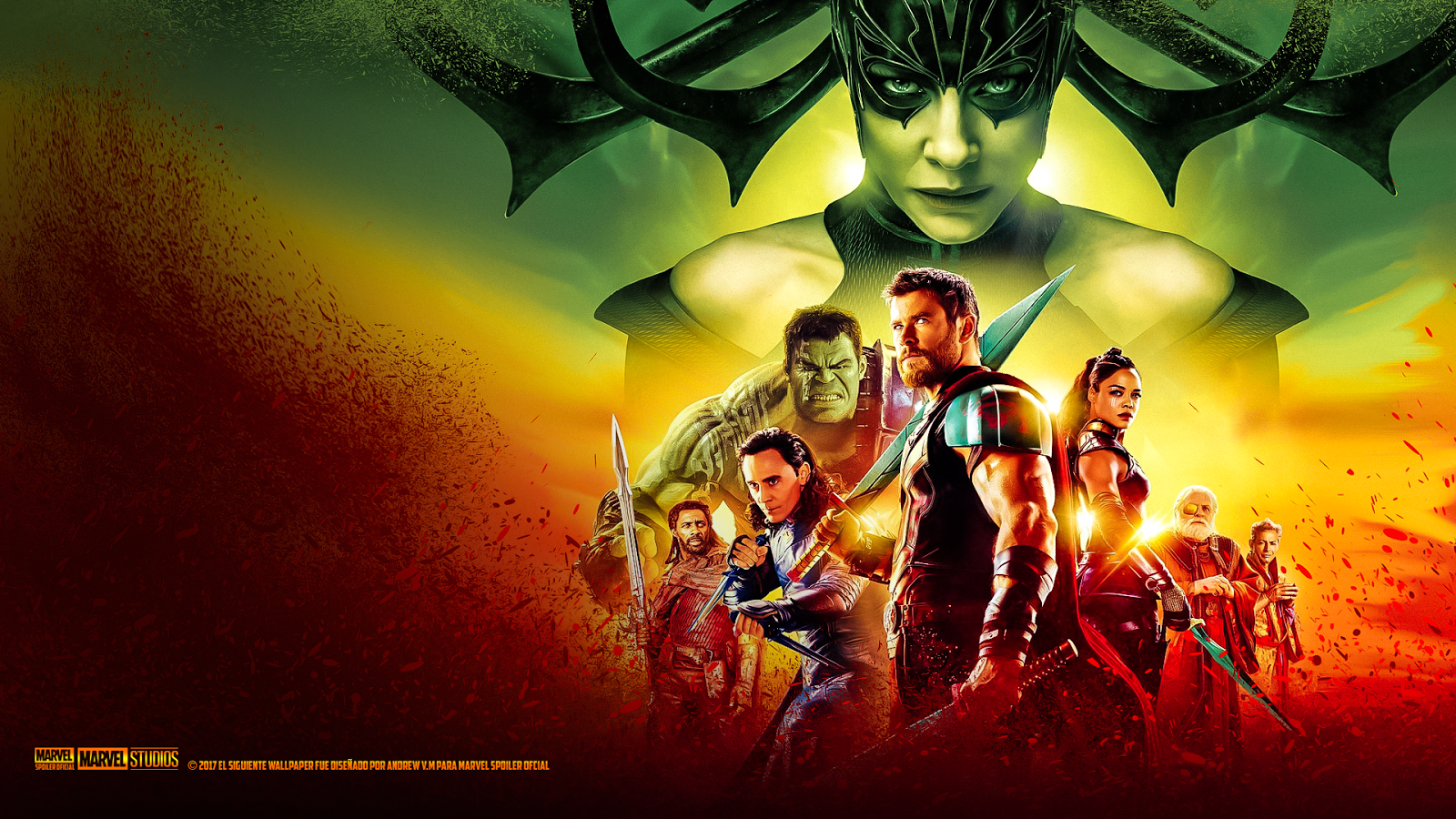 Marvel spoiler oficial - Thor ragnarok hd wallpapers download ...