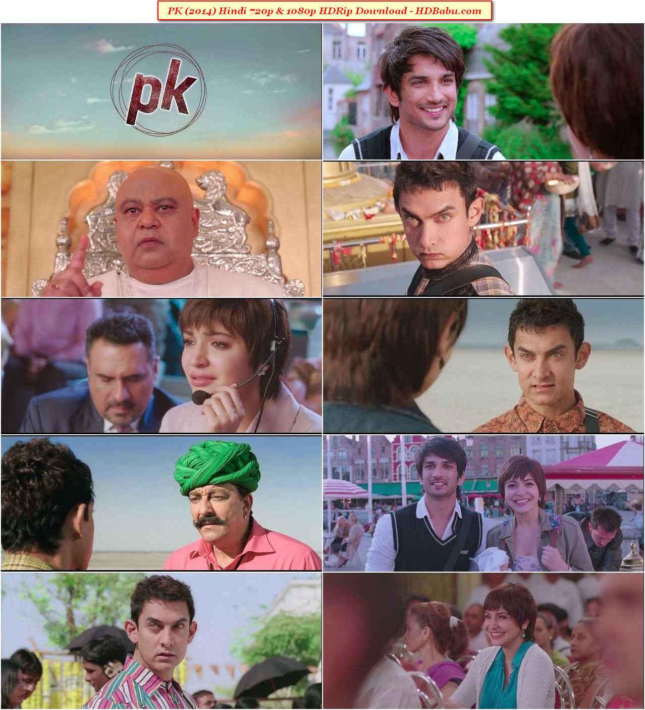 PK Full Movie Download