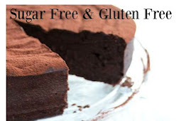 Best Ever Keto Chocolate Cake (Sugar Free)