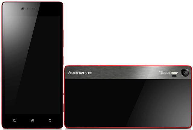 потужні китайські смартфони: Lenovo Vibe Shot