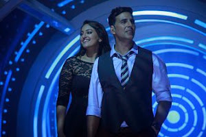 Akshay, Sonakshi is Holiday Box Office