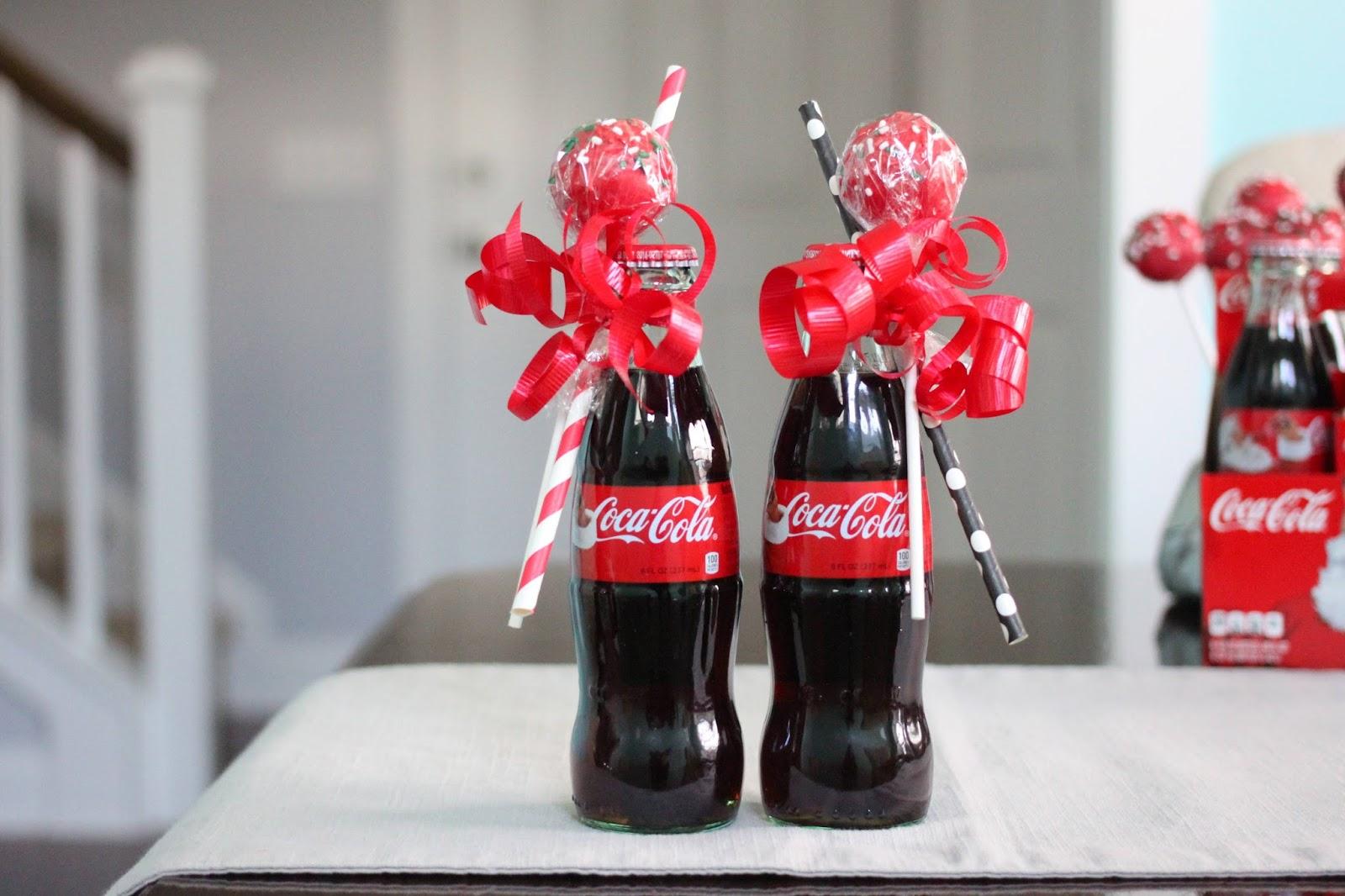 Borrowed Heaven Holiday Sips Amp Snacks Coca Cola Cake Pops