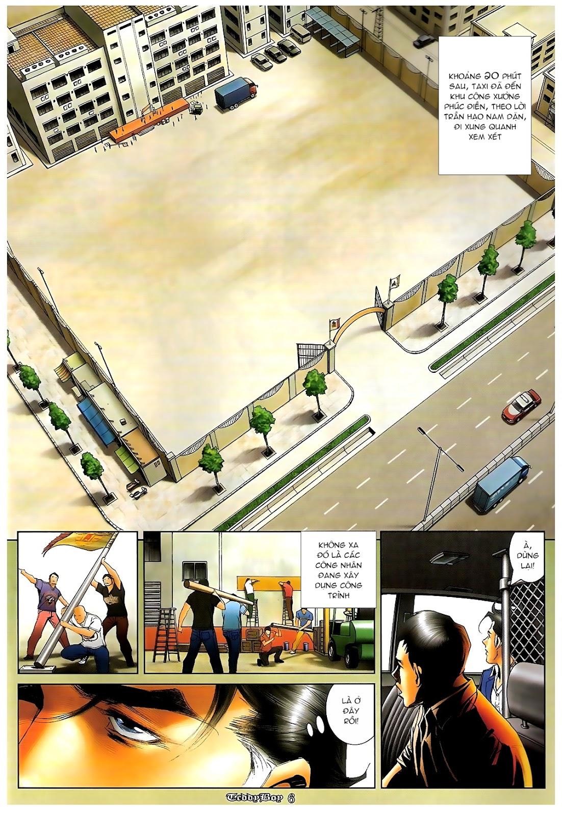 Người Trong Giang Hồ - Chapter 1216: Tráng Sĩ - Pic 3