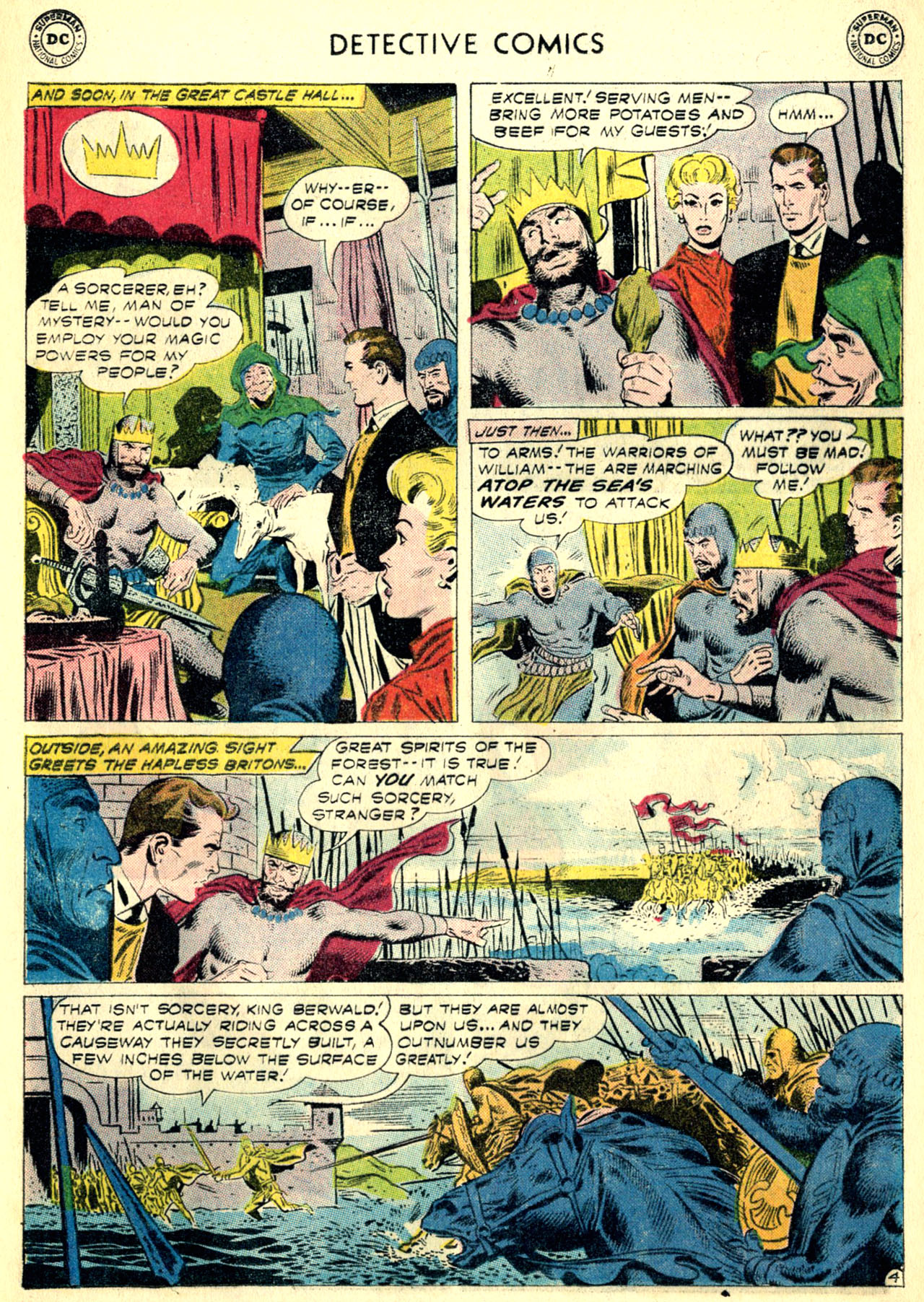 Read online Detective Comics (1937) comic -  Issue #270 - 21