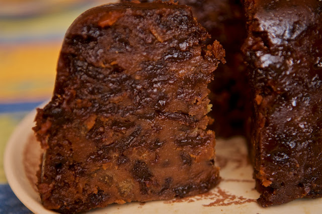 British Traditionnal Christmas Pudding - Christmas Pudding Recipe - Dessert - Noël - Gâteau - Cake - Pudding de Noël Anglais - Fruits cake - Fruits Pudding - Christmas - England - Stir'up Sunday - Cooking - Cuisine - Food - Foodie