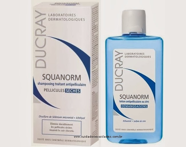 Shampoo Squanorm Ducray