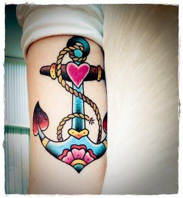 101 Tatuajes Femeninos De Anclas Con Significado Belagoria La