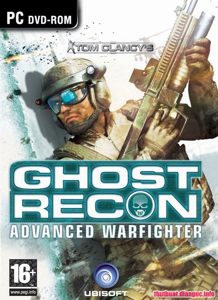 Download Game Ghost Recon Advanced Warfighter – RELOADED Fshare