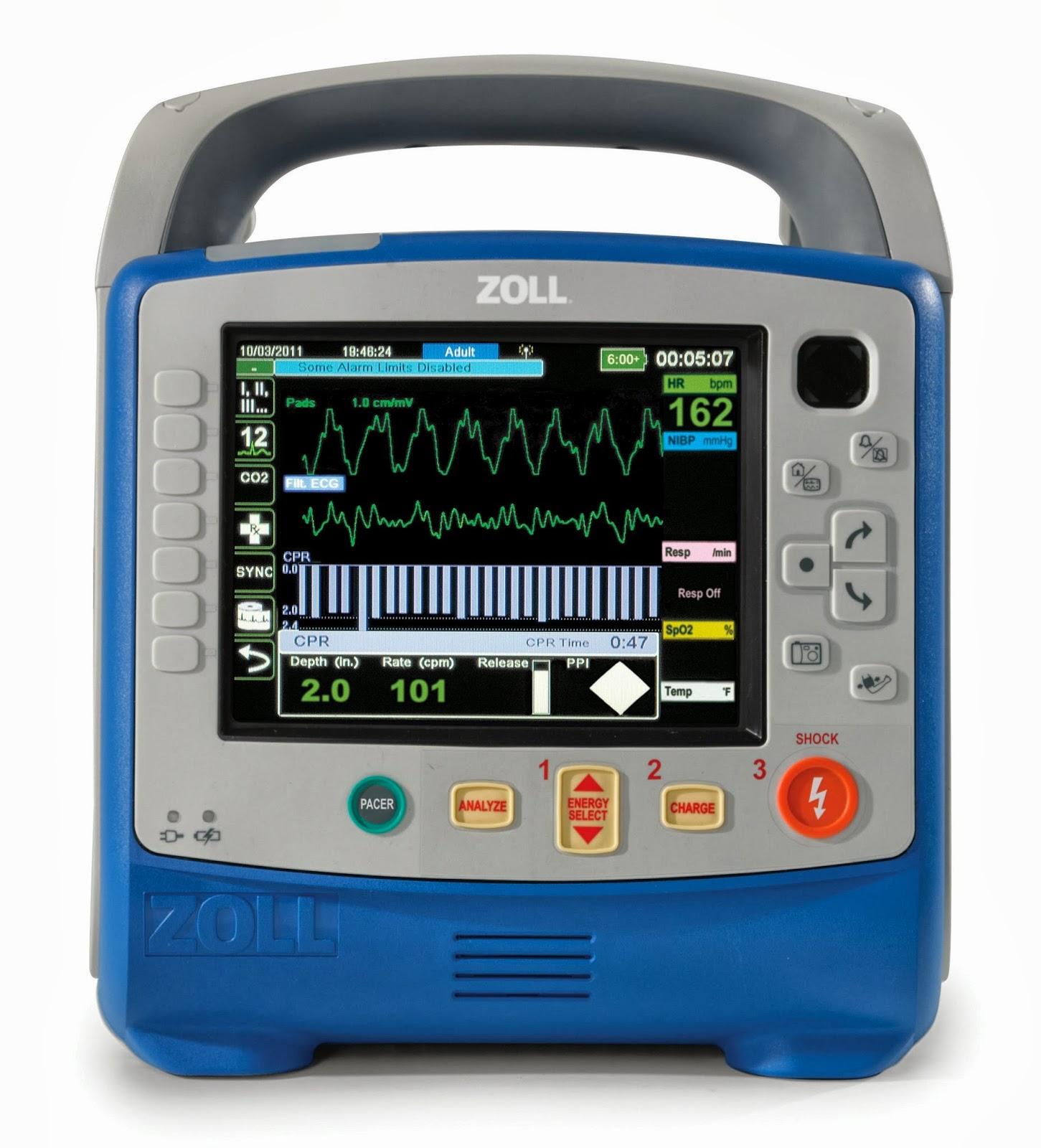 EMS SOLUTIONS INTERNATIONAL marca registrada: ZOLL X ...