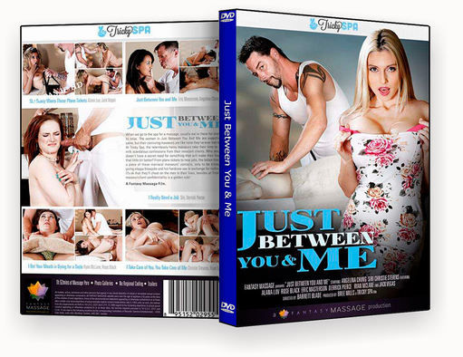 Just Between You and Me xxx 2018 – ISO – CAPA DVD