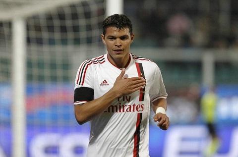 Trung vệ: Thiago Silva
