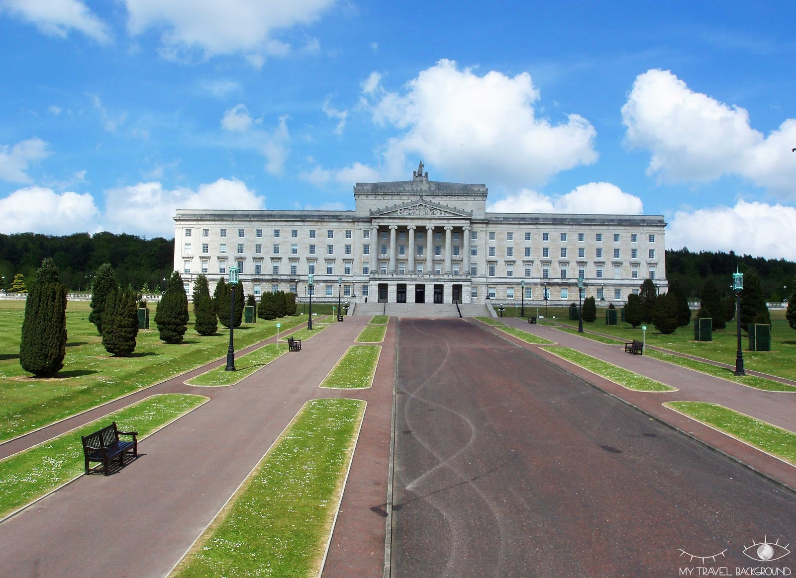 My Travel Background : un jour à Belfast, en Irlande du Nord