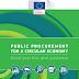 Europese brochure over circulair aanbesteden