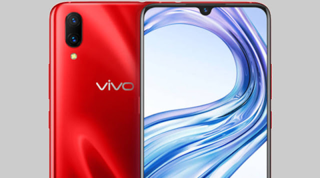 Vivo X23 officially. What does this smartphone offer?