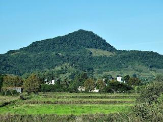 Morro Agudo, em Agudo (RS)