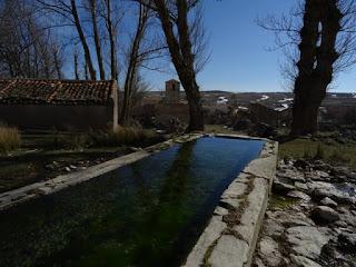 Panorámica de Villacadima desde la fuente