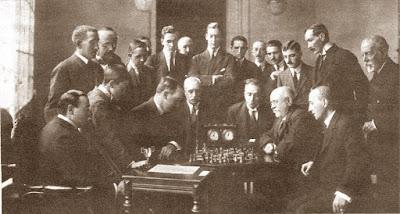 Casino de Zaragoza en 1919