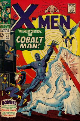 X-Men #31, Cobalt Man