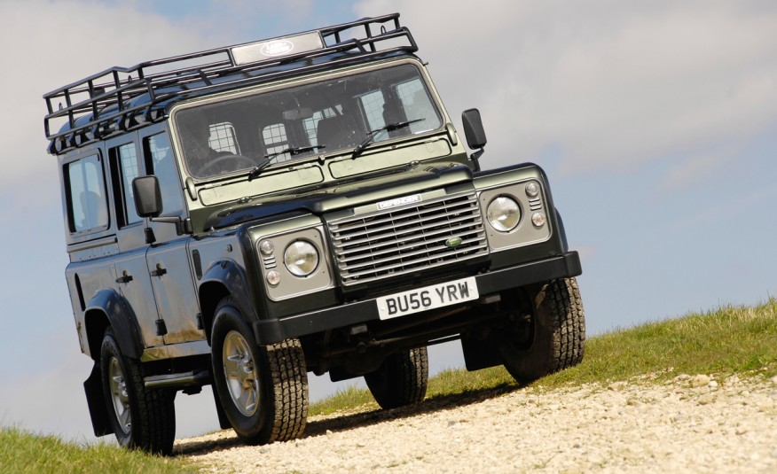 1993–1997 Land Rover Defender 90/110