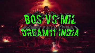 bos vs mil dream11 | bos vs mil dream11 prediction | bos vs mil dream11 team news | bos vs mil prediction | Boston Celtics vs Milwaukee Bucks |Boston Celtics vs Milwaukee Bucks news | Boston Celtics vs Milwaukee Bucks team news