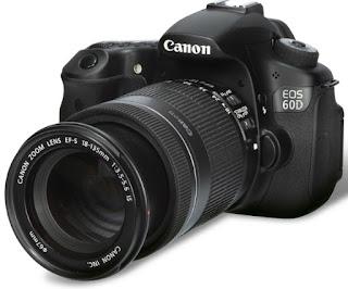 kamera canon 60d