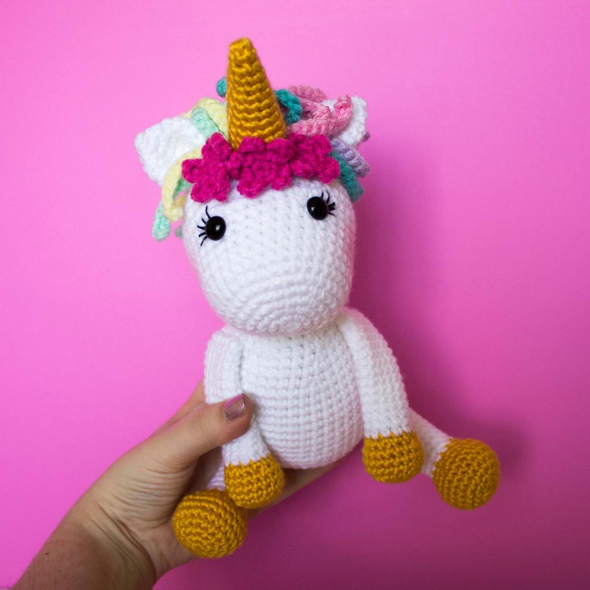 Horse Amigurumi Crochet Tutorial Part 1 - YouTube | 1200x1200