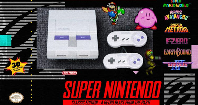 SNES Classic Edition, Game Console terbaru Nintendo