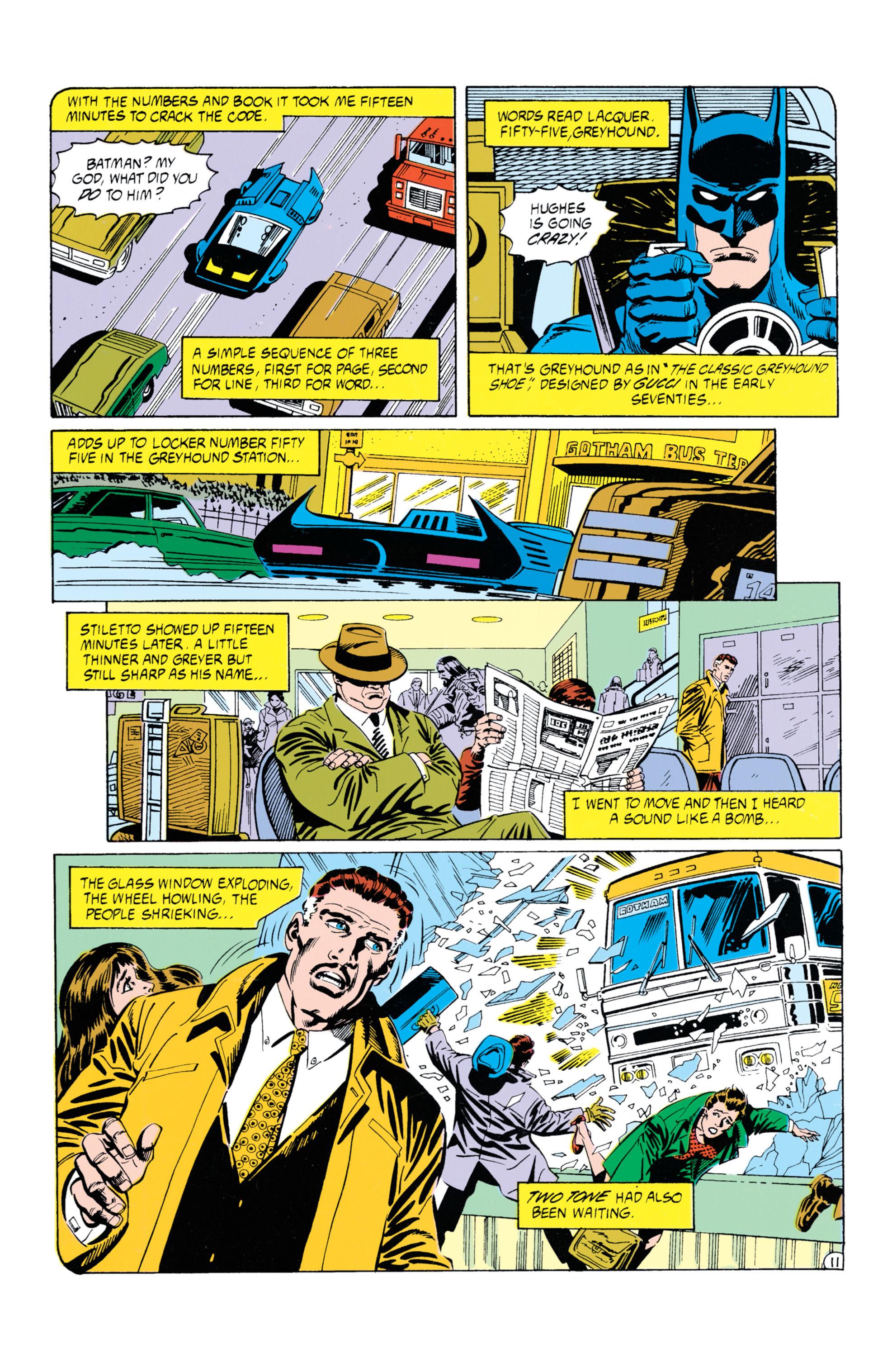 Detective Comics (1937) 630 Page 11