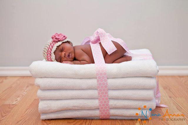 toallas, bebé