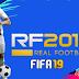 تحميل لعبة ريل فوتبول Real Football MOD FIFA 19 (مهكرة) اوفلاين Offline بحجم 600 ميجا | ميديا فاير | ميجا |