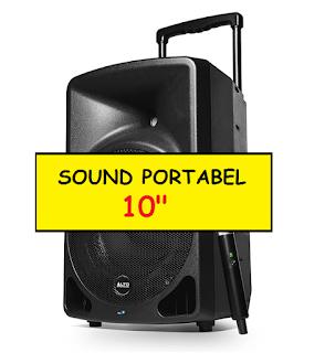 sewa sound portable surabaya