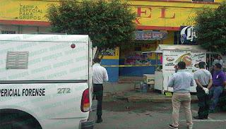 Sangriento asalto en el bar Niño King de Poza Rica