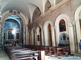 Santa Pudenziana nave central guia brasileira roma - Um pouco de história da igreja de Santa Pudenciana