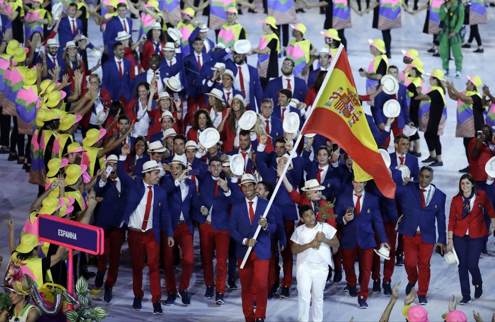 RAFAEL NADAL, RIO OLYMPICS 5