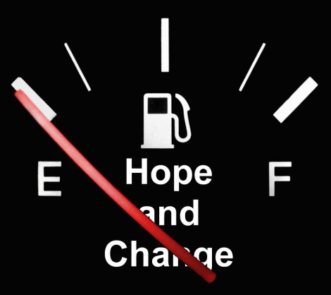 The Democrats are Running on Empty