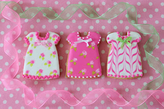 Galletas decoradas wet on wet