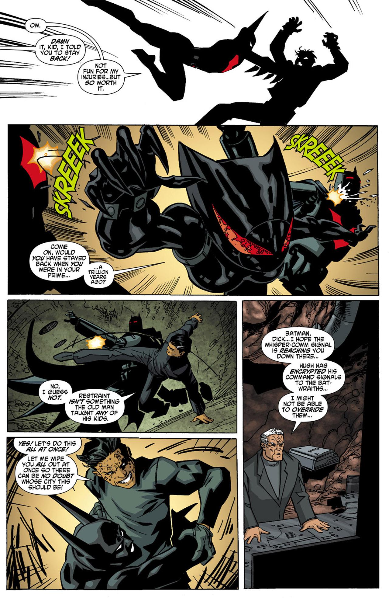 Batman Beyond (2010) Issue #6 #6 - English 15