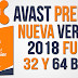 Avast Premier Ultima Version Full + Licencias Originales Hasta El 2027