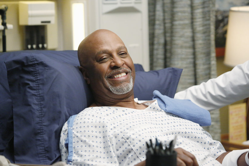 Richard Webber Grey's Anatomy