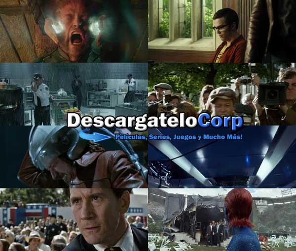 Descargar X-Men Days of Future Past THE ROGUE CUT DVDRip Latino