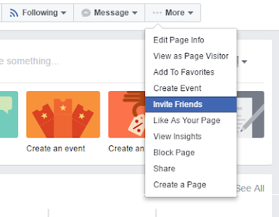 fans page tips