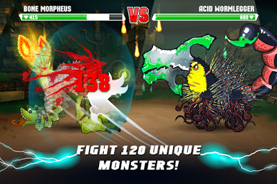 Mutant Fighting Cup 2 Apk-3