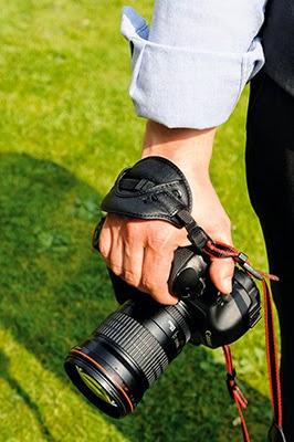 التعامل مع الكاميرا