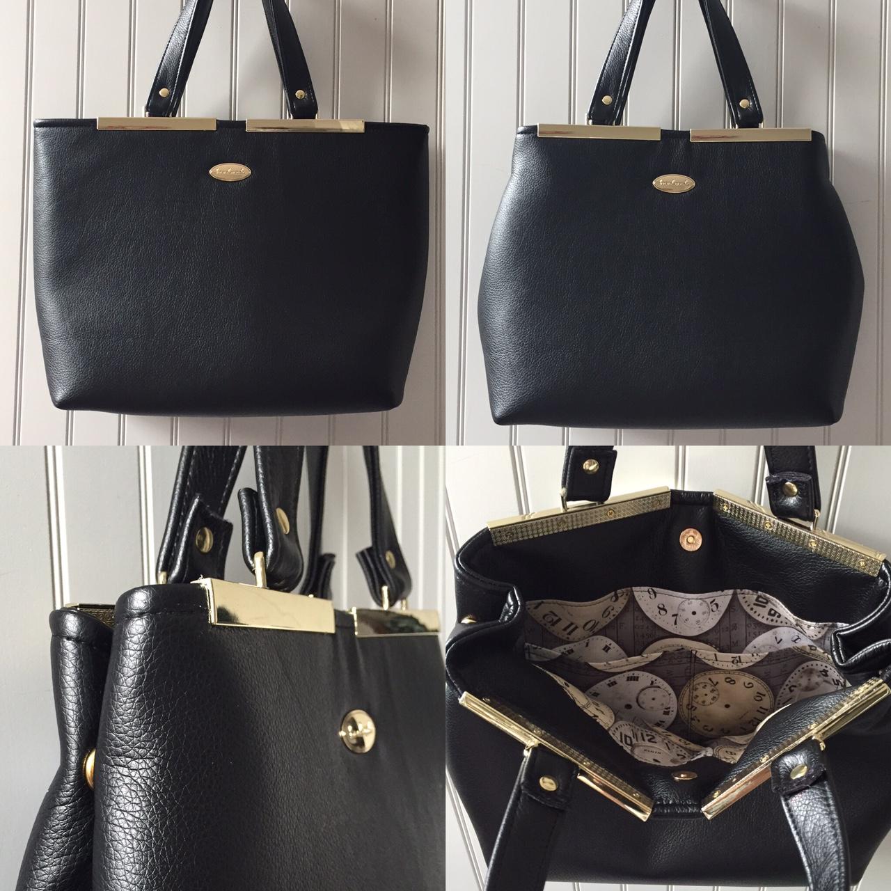 Leather Bag Pattern Pdf Cool Decoration