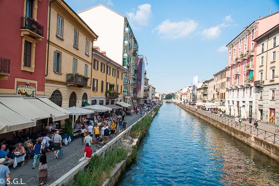 10+1 visitas imprescibdibles de Milan. Los Navigli