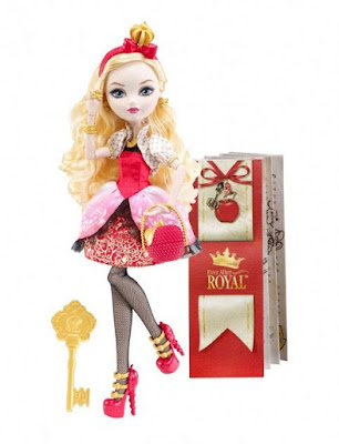 Ever After High Apple White Basic Doll 2013