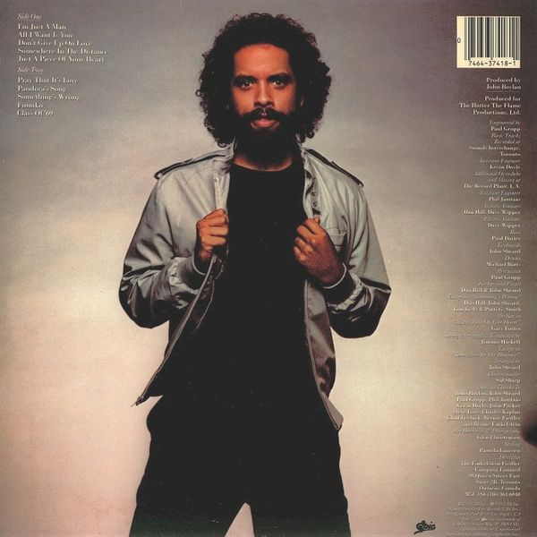 DAN HILL - Partial Surrender (1981) restored audio - back