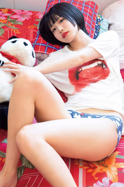 ANO あの, Weekly Playboy 2019 No.07 (週刊プレイボーイ 2019年7号)