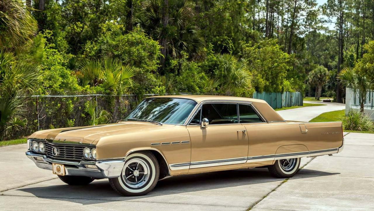 Buick Electra on 1964 Buick Lesabre 4 Door