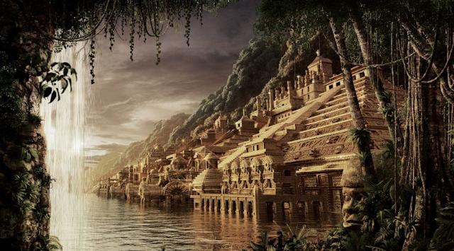 Mulustrasi Kota El Dorado